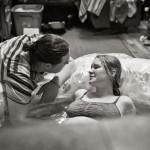 Renly's Home Birth Grand Forks, ND Birth Photographer