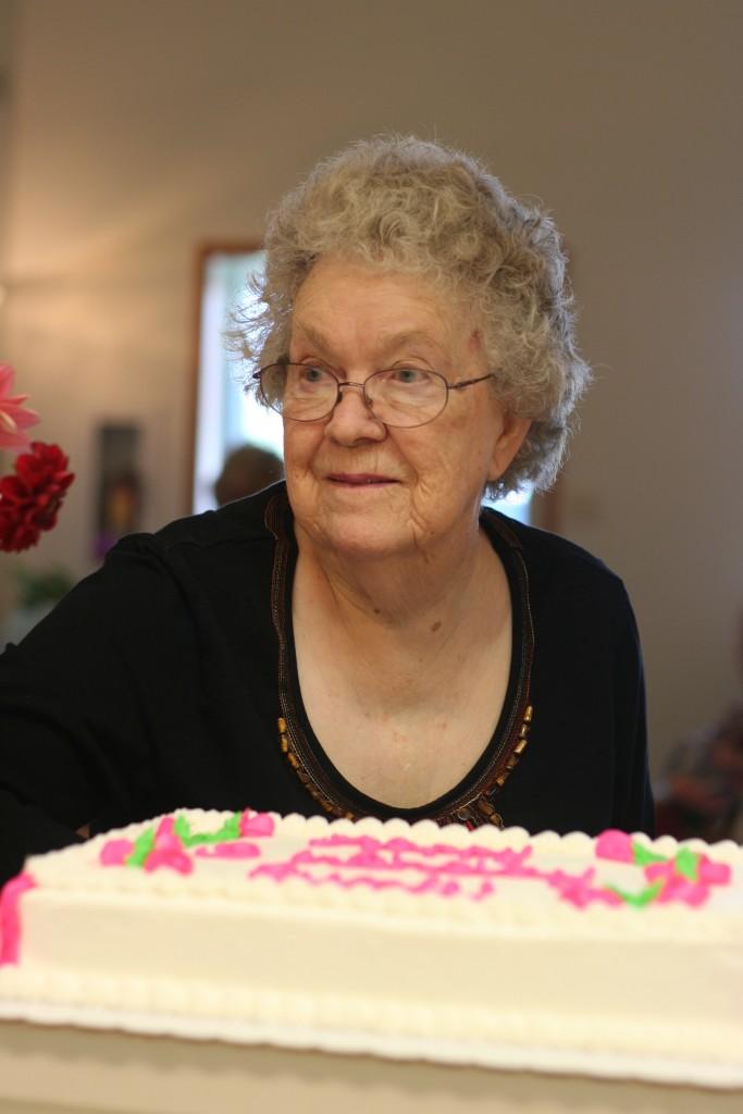 August 2011, Grandma 94 158